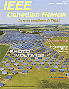 IEEE Canadian Review cover page