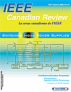Canadian Review, Issue/Numéro 61